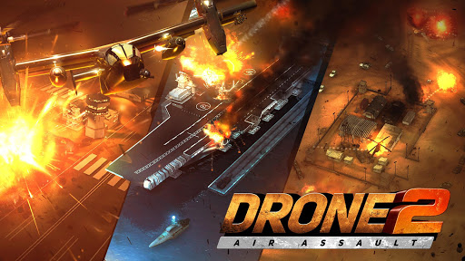 Drone 2 Air Assault (Unreleased)