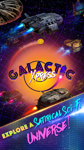 Galactic Xpress! (Unreleased)