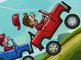 hill climb racing mod money