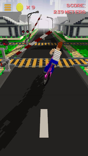 Hold Your Bike - Endless Game