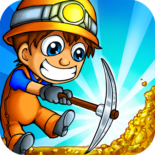 Idle Miner Tycoon v3.15.0 (Mod Apk Money) logo