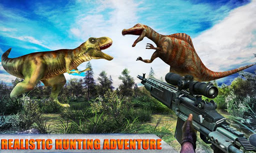Jungle Dino Hunting 3D