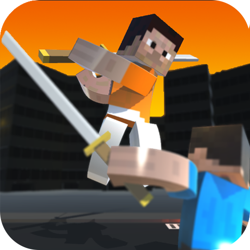 Mine fight - stuntmaster