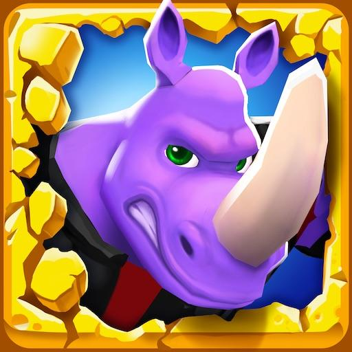 Rhinbo - Endless Runner Game