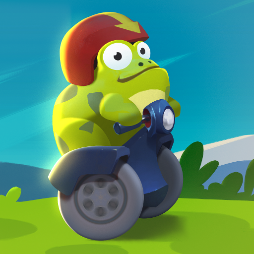 Ride with the Frog