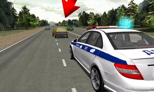 Traffic Cop Simulator 3D