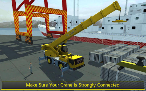 Construction & Crane SIM 2