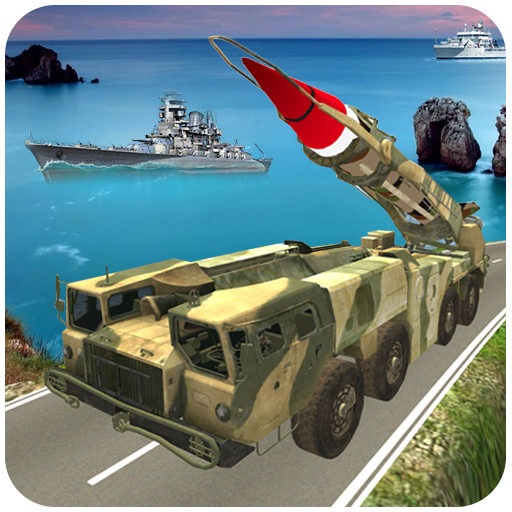 Drive US Army Missile Launcher