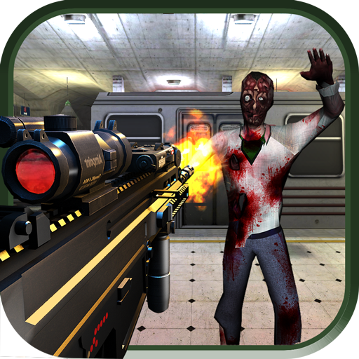 Subway Zombie Attack 3D