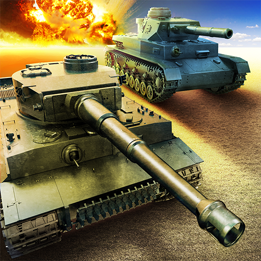 War Machines Tank Shooter Game v5.14.4 (Mod Apk Money) logo