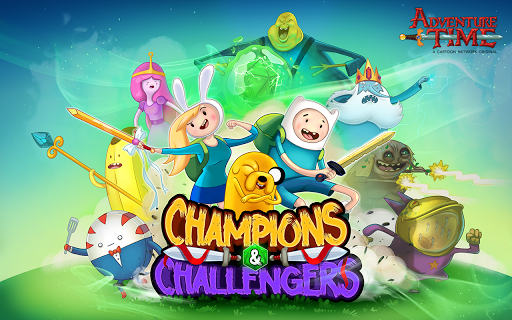 Champions and Challengers (Unreleased)