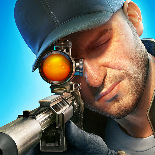 Tireur d'élite 3D Assassin Gun Shooter