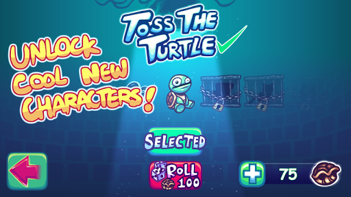 Suрer Toss The Turtle