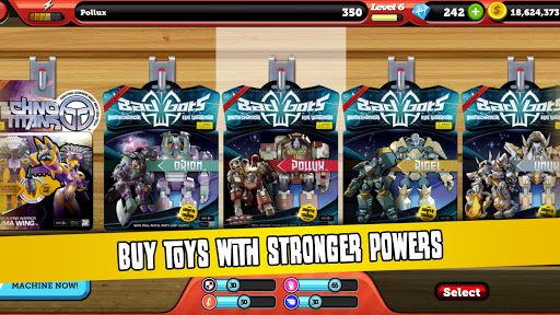 Battle of Toys - Fighting Game