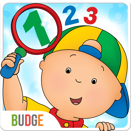 Caillou Search & Count