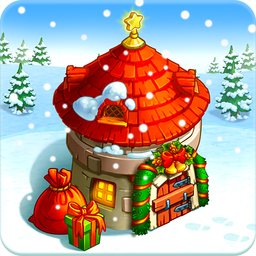 Happy New Year Farm: Christmas
