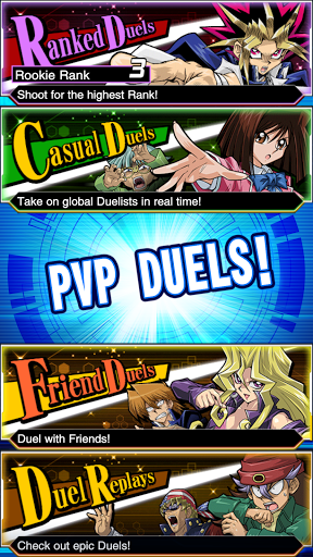 Yu Gi Oh!  Duell Links