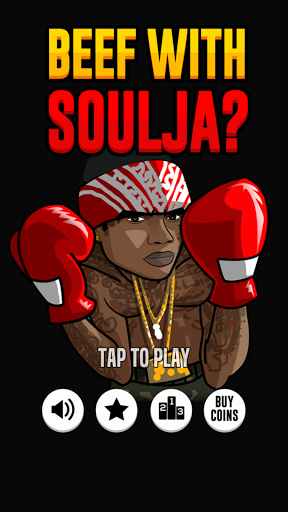 Beef With Soulja?