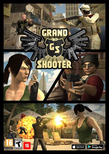 Grand Shooter: 3D Gun Game