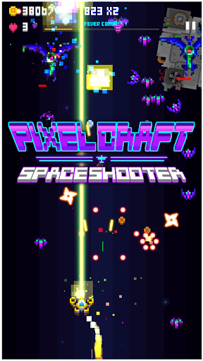 Pixel Craft - Space Shooter