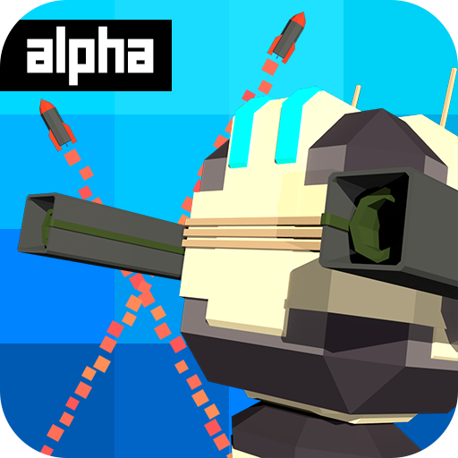 Rocket Shock 3D - Alpha