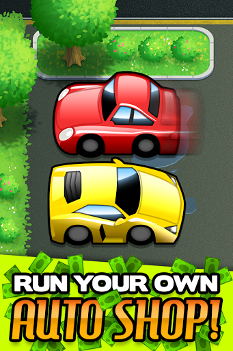 Tiny Auto Shop - Car Wash Game