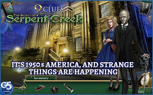 9 Clues: Serpent Creek