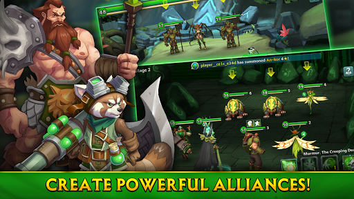 Alliance: Heroes of the Spire