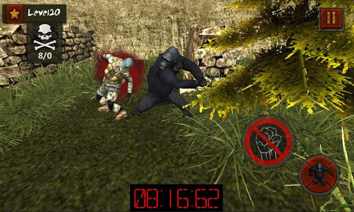 Assassin Ape:Open World Game
