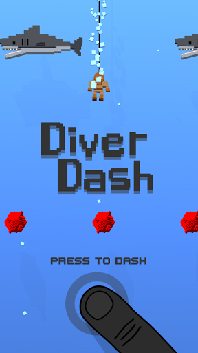 Diver Dash (Unreleased)