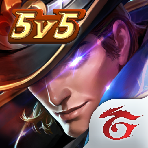 Garena legend duel - 5v5 fair group warfare MOBA hand tour