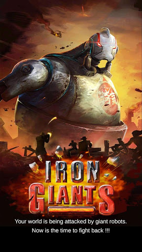 Iron Giants: Tap Robot Games (Unreleased)