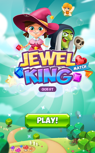Jewel Match King: Quest