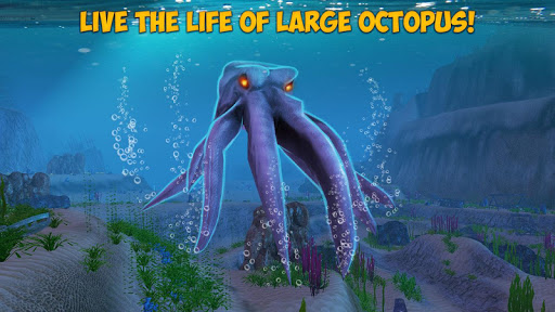 Octopus Simulator: Sea Monster