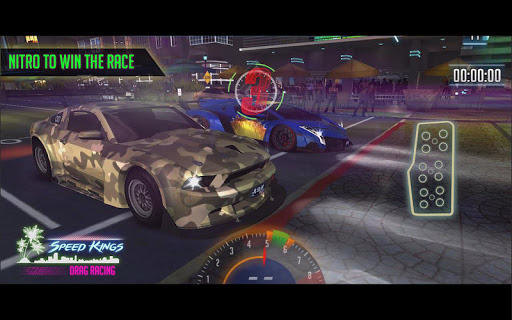 Speed Kings Drag & Fast Racing