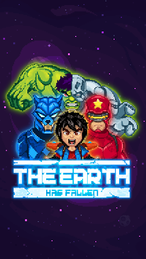 Superhero - Earth Has Fallen