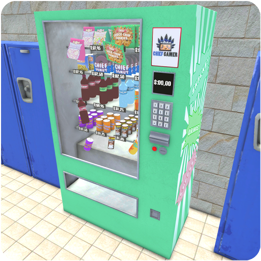 Vending Machine Timeless Fun