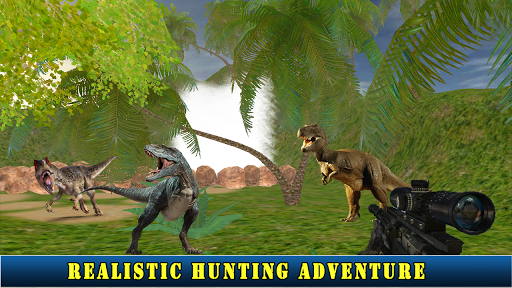 Wild Dinosaur Shoot Hunter