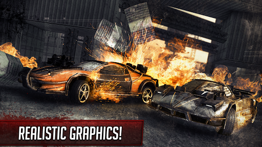 Death Race ® - Shooting Cars
