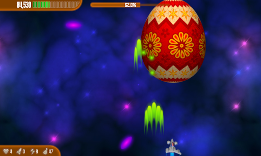Chicken Invaders 3 Easter HD
