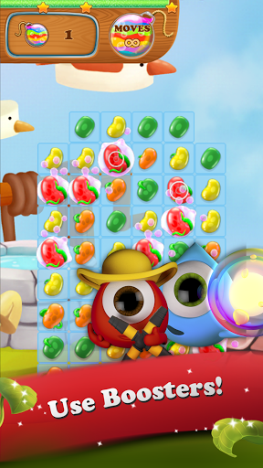 Fairytale Hero: Match 3 Puzzle