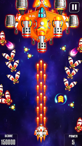 Galaxy Attack: Space Shooter v1 15 Mod Apk | ApkDlMod