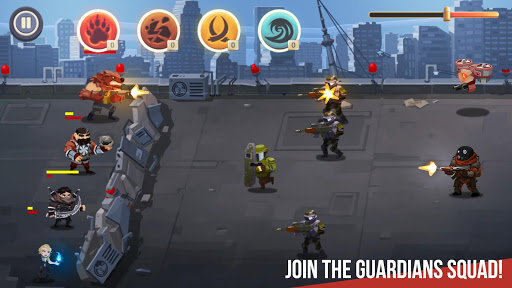 Guardians - defence of justice
