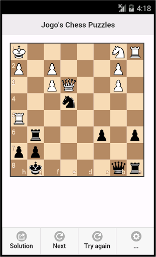 Jogo's Chess Puzzles FREE