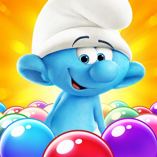 Smurfs Bubble Story