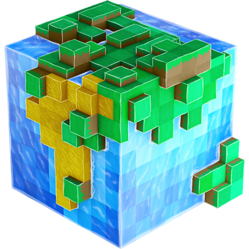 WorldCraft 3D Build & Craft