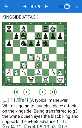 Chess Tactics. Sicilian Def 1