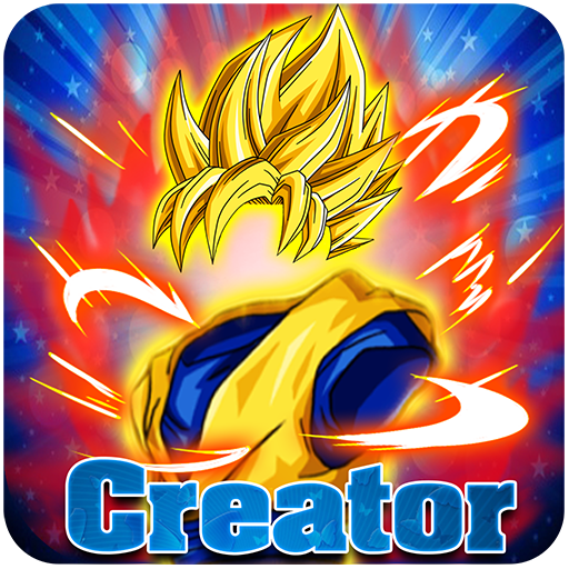 Create Dragon Z Saiyan Warrior