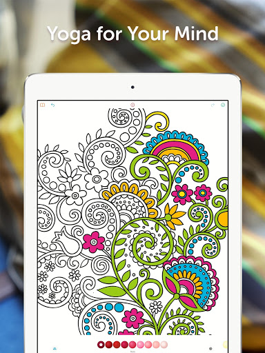Recolor - Coloring Book