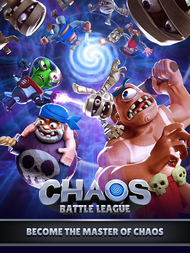 Chaos Battle League (Unreleased)